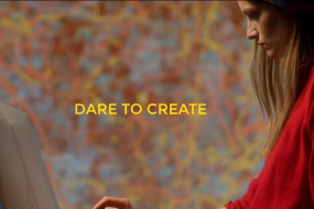 Dare to Create – Uterqüe